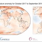 Opublikowano alarmujący raport WMO. Zmiany klimatu przyspieszają.